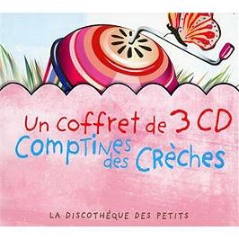 Comptines des crèches, CD Digipack