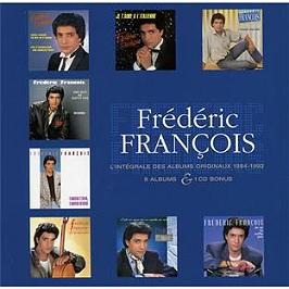Intégrale des albums studio (1984-1992), CD