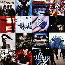 Achtung baby, CD
