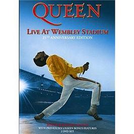 Live at Wembley Stadium, Dvd Musical