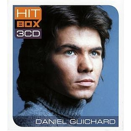 Hit box : Daniel Guichard, CD + Box