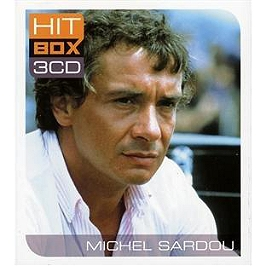 Hit box : Michel Sardou, CD + Box