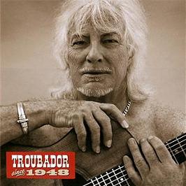Troubador since 1948, CD
