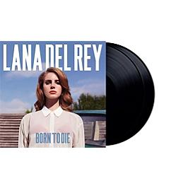 Born to die, édition limitée, Double vinyle