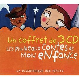 Les plus beaux contes de mon enfance, CD