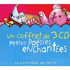 Petites poésies enchantees, CD