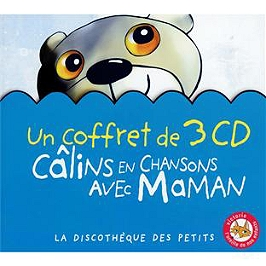 Câlins en chansons avec Maman, CD