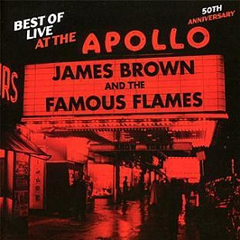 Best of live at the Apollo, 50th anniversary, CD