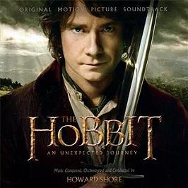 Le hobbit : un voyage inattendu (bof), CD
