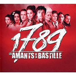1789, les amants de la Bastille, CD