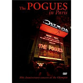 The Pogues in Paris - 30th anniversary concert at the olympia, Dvd Musical