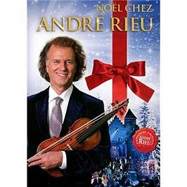 Noël chez André Rieu, Dvd Musical