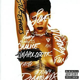 Unapologetic, CD