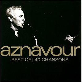 Best of 40 chansons, CD