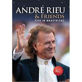 André Rieu and friends, Dvd Musical