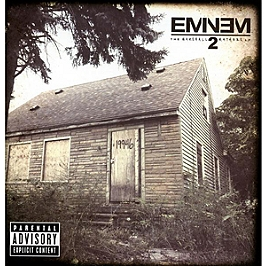 The Marshall Mathers LP2, CD