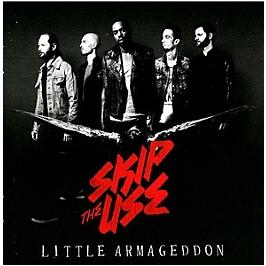 Little armageddon, CD