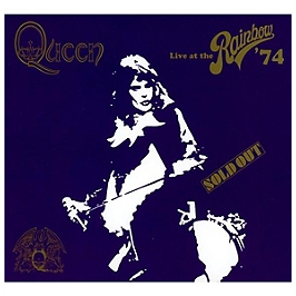 Live at the Rainbow '74, Edition deluxe., CD Digipack