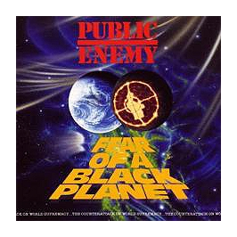 Fear of a black planet, Vinyle 33T