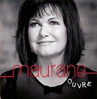 Ouvre de Maurane en CD
