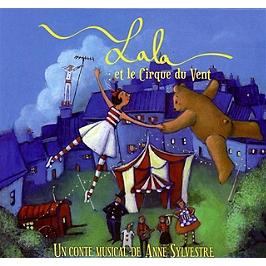 Lala et le cirque du vent, CD Digipack
