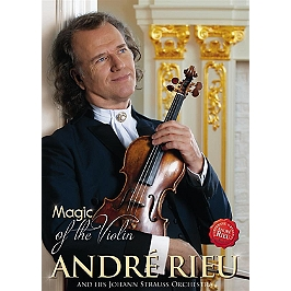 Magic of the violin, Dvd Musical