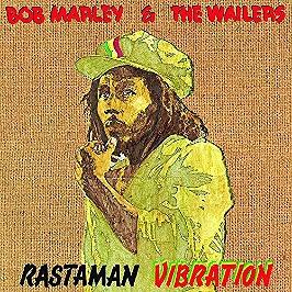 Rastaman vibration, Edition limitée., Vinyle 33T