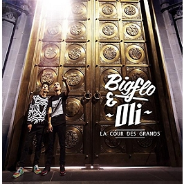 La cour des grands, CD