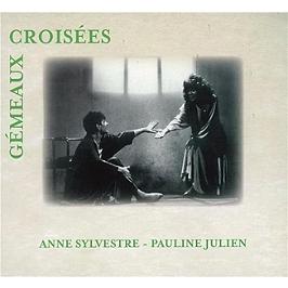 Gémeaux croisées, CD Digipack