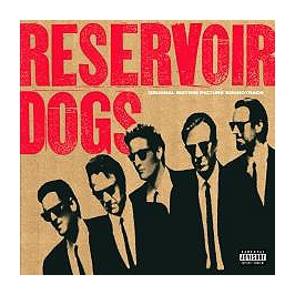 Reservoir dogs - original motion picture soundtrack, Vinyle 33T
