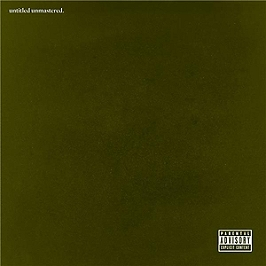 Untitled unmastered, CD