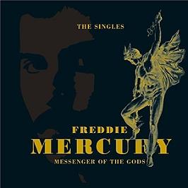 Messenger of the gods, the singles, CD Digipack