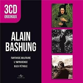 3 cd originaux : fantaisie militaire / l'imprudence / bleu pétrole, CD + Box