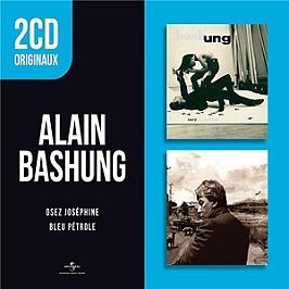 2 cd originaux : osez Joséphine / bleu pétrole, CD