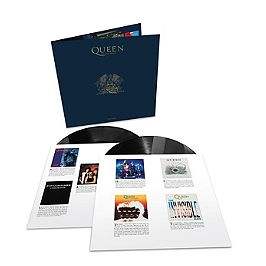 Greatest hits II, Double vinyle