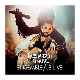 Ensemble, le live, CD + Dvd