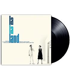La la land (bof), Vinyle 33T