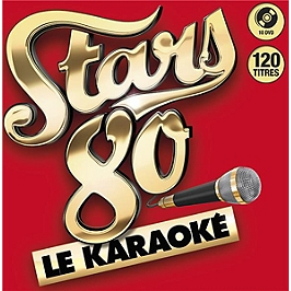 Mes soirées karaoké - stars 80, Dvd Musical