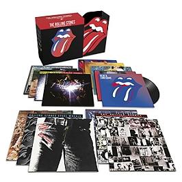 Studio albums vinyl collection 1971 -, Edition llimitée coffret 20 LP (15 albums)., Vinyle 33T
