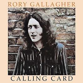 Calling card, Vinyle 33T