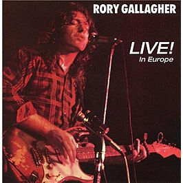 Live! in Europe, CD