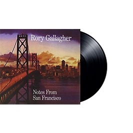 Notes from San Francisco, Vinyle 33T