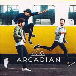 Arcadian, Edition repack - inclus  4 inédits dont une version de 'Ton Combat' en acoustique., CD