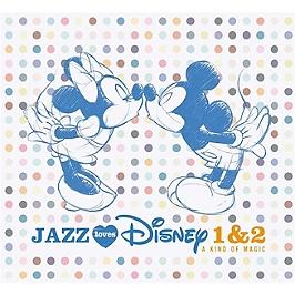 Jazz loves Disney 1 & 2 - a kind of magic, CD Digipack