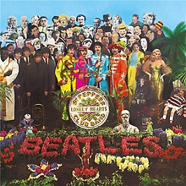 Sgt. Pepper's Lonely Hearts Club Band, Edition limitée., Vinyle 33T