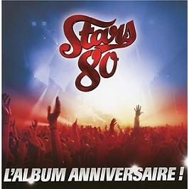 Stars 80 - l'album anniversaire !, CD