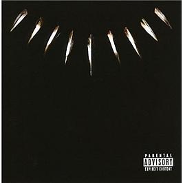 Black Panther the album, CD