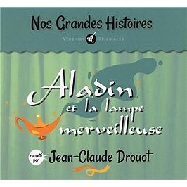 Aladin et la lampe merveilleuse, Edition CD digisleeve., CD Digipack