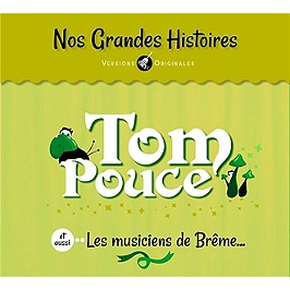 Tom Pouce, Edition CD digisleeve., CD Digipack