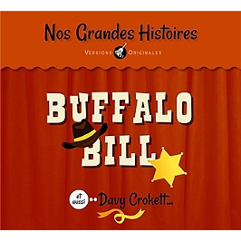 Buffalo Bill, Edition CD digisleeve., CD Digipack
